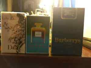 Perfume and colognes for sale all vintage collection