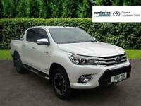 2017 Toyota HI-LUX INVINCIBLE X 4WD D-4D DCB Auto Pick Up Diesel Automatic