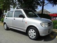 DAIHATSU CUORE 1.0 2000 ONLY 21,000 MILES ! COMPLETE WITH NEW M.O.T