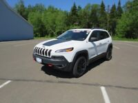 2016 Jeep Cherokee TRAILHAWK Fredericton New Brunswick Preview