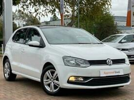 image for 2016 Volkswagen Polo 1.2 TSI Match 90PS 5Dr + Pan Sunroof & Heated Front Seats H