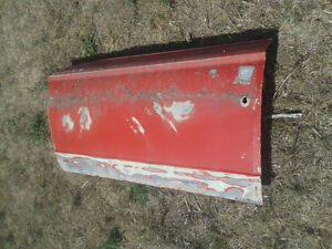 Original left side used door from a 1963-66 Dodge Dart (D-001) Belleville Belleville Area image 3