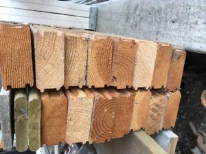 Lumber material