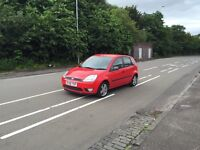 £1290 2006 Ford Fiesta 1.25l * like corsa clio punto micra aygo ka polo golf c3 208 yaris jazz