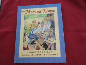The Memory Horse - Carousel horses  Lovely Story by Troon