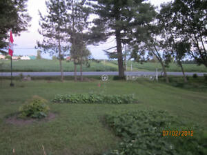 Country land for sale too build home