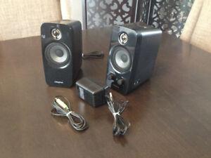 Creative Labs Inspire T-10 speakers