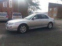 Rover 75 Cdti 2.0 Diesel Tow Bar Low Mileage