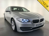 2014 BMW 520D SE DIESEL 4 DOOR SALOON LEATHER INTERIOR 1 OWNER SERVICE HISTORY