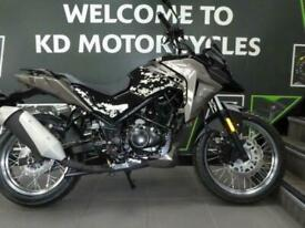 SYM NHT 125cc Cross Over Enduro Off Road adventure Motorcycle Motorbike Lear...