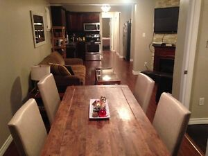 Modern 2BDR Appartment/Condo w O/S Parking. Center City/Downtown