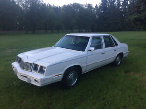 1984 Plymouth Caravelle