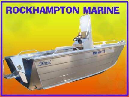 BRAND NEW FISH HUNTER 469EC B,M,T PACKAGE $112 PER WEEK!!!! Allenstown Rockhampton City Preview