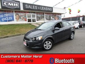 2015 Chevrolet Sonic LT   Heated Seats, Backup Camera, Bluetooth