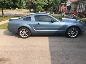Quick Sale - 2007 Ford Mustang, Low Kms