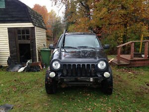 Looking to trade 2003 Jeep Liberty