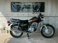 1978 JDM Honda CM125T in beautiful condition