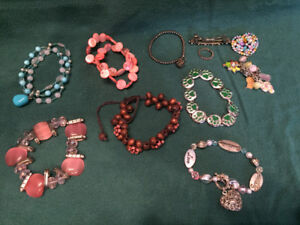 Girl's Jewelry - Bracelets & Other Items