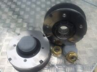Ifor Williams trailer hubs brakes wheels bearings cables