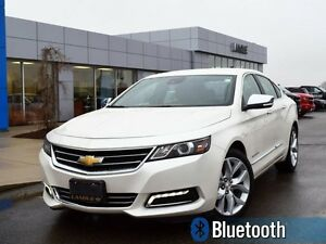 2014 Chevrolet Impala LTZ  GORGEOUS LEATHER INTERIOR - LOW KMS -