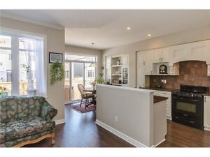 A town home for rent in Barrhaven area in K2J 3T5