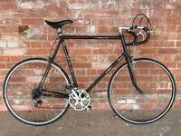 VINTAGE RALEIGH RECORD SPRINT REYNOLDS ROAD RACING BIKE IDEAL STUDENT COMMUTER BICYCLE CAMPAGNOLO