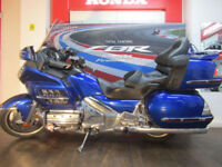 Honda GL1800 ONLY 2 OWNERS FROM NEW, LOW MILEAGE