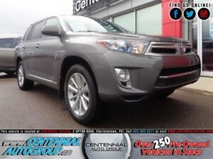 Toyota Highlander Hybrid HYBRID | 4x4 | Leather | Backup Cam | M