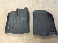 Ford F-150 front weathertech matts