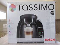 TASSIMO T2O COFFEE BREWING SYSTEM