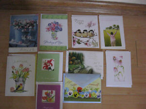 10 assorted get well, notes and thank you cards Kitchener / Waterloo Kitchener Area image 3