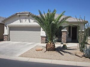 Fully Furnished Phoenix Golf Course Home in 55+ Gated Community