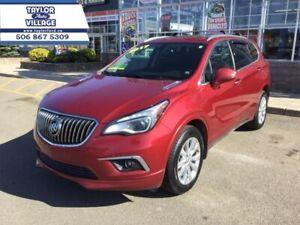2017 Buick Envision Essence  Panoramic Roof,Heated Steering Whee
