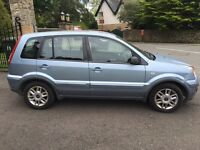 2007 model FORD FIESTA FUSION 1.4 LOW MILEAGE PX SWAP