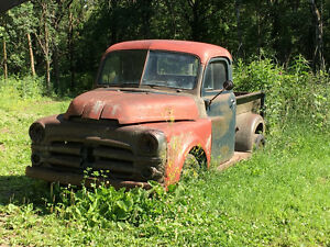1951 Dodge stepside model DG1-08
