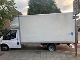 Man with van, Urgent and reliable service, home removal, office remova