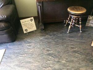 Acoustic Click Composite Core Flooring