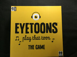 Brand New Eyetoons The Game.  (2016 ).        $20.00