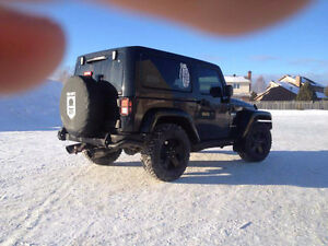 2012 Jeep Wrangler Call of duty Convertible