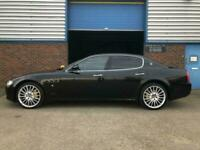 2010 Maserati Quattroporte V8 4-Door Auto Saloon Petrol Automatic