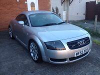 Audi TT Quattro 2002 180 bhp