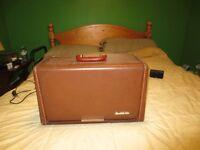 Vintage 1950's Hallicrafters world band radio