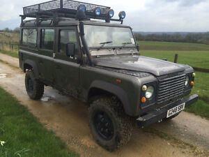 Land Rover Defender 110 V8 galvanized chassis Peterborough Peterborough Area image 3