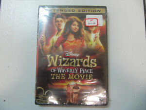 Disney Wizards Of Waverly Place The Movie Extended DVD Ed 2009