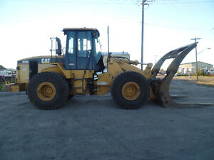 2005 CATERPILLAR 950G WITH LOG GRAPPLE AT www.knullent.com Edmonton Edmonton Area image 6