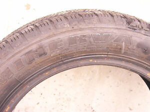 15 inch winter tires West Island Greater Montréal image 1
