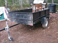 utility trailer 5x8.5ft