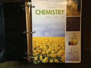 Canadian Edition Chemistry - Olmsted, Williams, Burk
