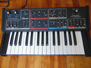 1980 Moog MG-1 Synth