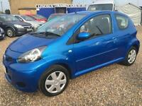 2009 TOYOTA AYGO 1.0 VVT i Blue 44K SOLD PLEASE CHECK OUR OTHER LISTINGS